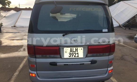 Buy Used Toyota Regius Other Car in Lusaka in Zambia