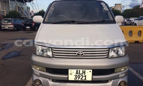 Buy Used Toyota Regius Other Car in Lusaka in Zambia