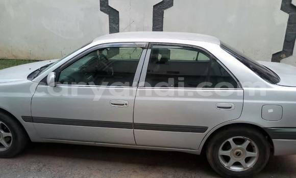Buy Used Toyota Carina Silver Car in Lusaka in Zambia