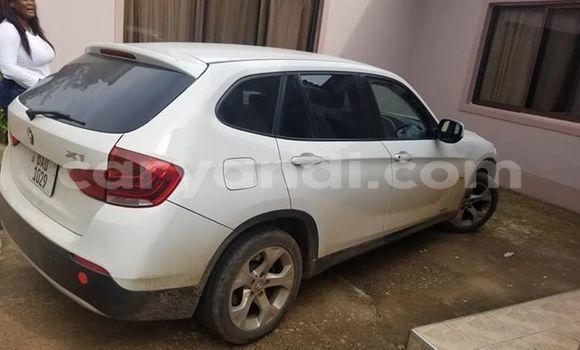 Buy Used BMW X1 White Car in Lusaka in Zambia