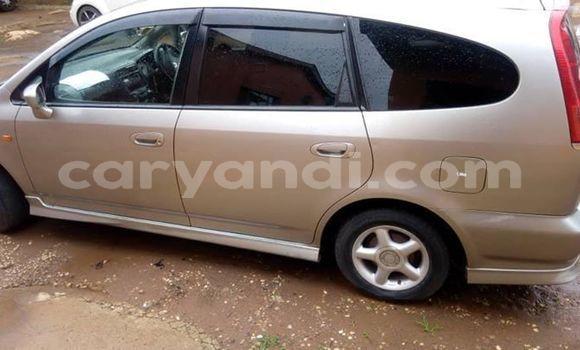 Buy Used Honda Stream Silver Car in Lusaka in Zambia