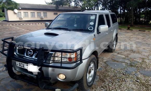 Buy Used Nissan Hardbody Silver Car in Lusaka in Zambia