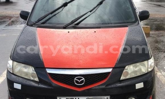 Buy Used Mazda Premacy Black Car in Lusaka in Zambia