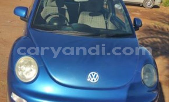 Buy Used Volkswagen Beetle Blue Car in Chingola in Zambia