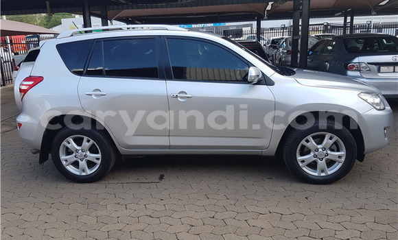 Buy Used Toyota RAV 4 Silver Car in Chingola in Zambia