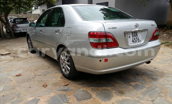Buy Used Toyota Brevis Silver Car in Lusaka in Zambia