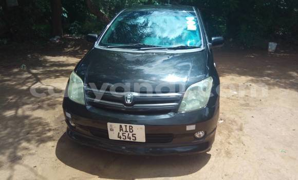 Buy Used Toyota IST Black Car in Lusaka in Zambia