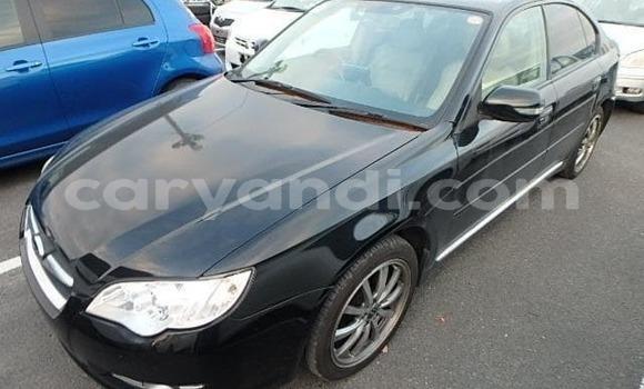Buy Import Subaru Legacy Black Car in Lusaka in Zambia