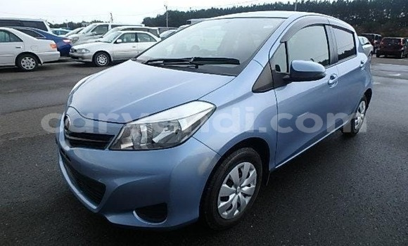 Buy Import Toyota Vitz Blue Car in Lusaka in Zambia