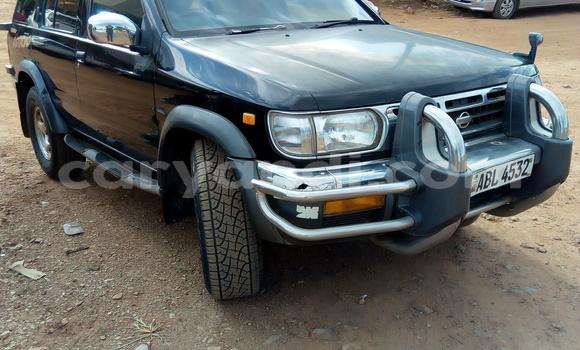 Buy Used Nissan Terrano Black Car in Lusaka in Zambia