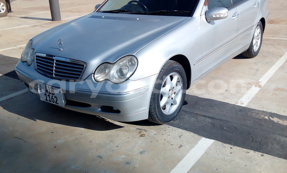 Buy Used Mercedes‒Benz C–Class Silver Car in Lusaka in Zambia