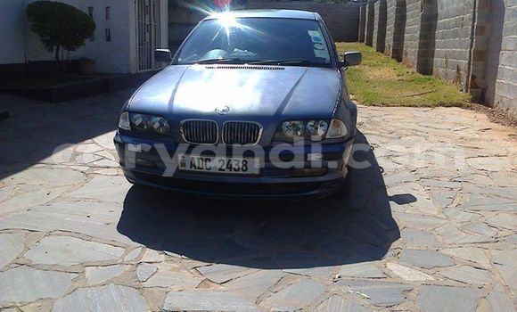 Buy Used BMW 1–Series Black Car in Ndola in Zambia