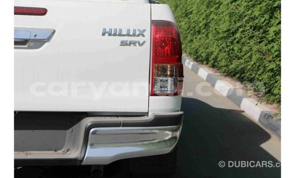 Buy Import Toyota Hilux Black Car in Import - Dubai in Zambia