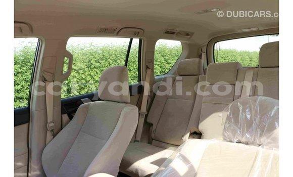 Buy Import Toyota Prado Black Car in Import - Dubai in Zambia