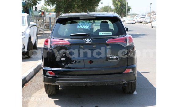 Buy Import Toyota RAV 4 Black Car in Import - Dubai in Zambia
