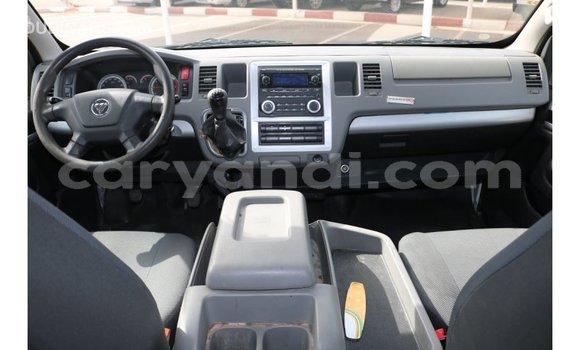 Buy Import Foton Tunland White Car in Import - Dubai in Zambia