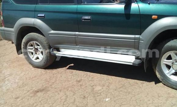 Buy Used Toyota 4Runner Car in Luanshya in Zambia
