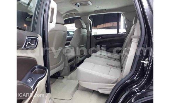 Buy Import Chevrolet Tahoe Black Car in Import - Dubai in Zambia