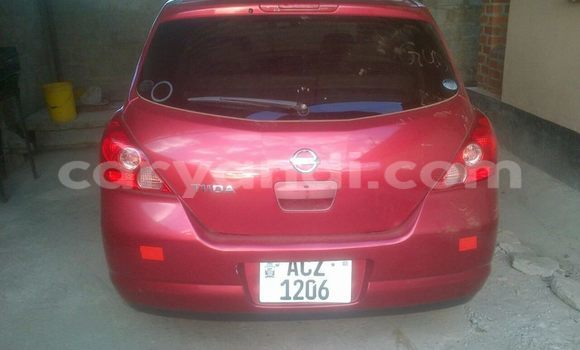 Buy Used Nissan 350Z Red Car in Luanshya in Zambia
