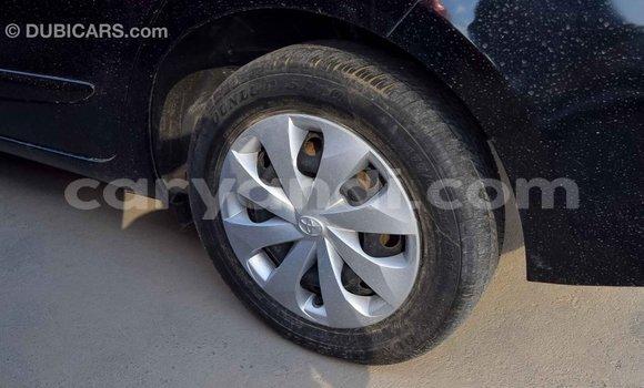 Buy Import Toyota Yaris Black Car in Import - Dubai in Zambia