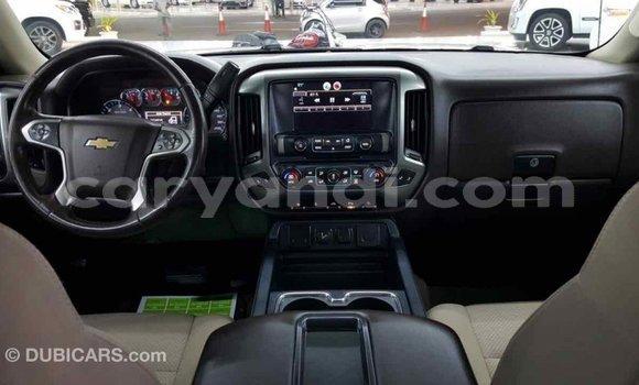 Buy Import Chevrolet Silverado White Car in Import - Dubai in Zambia