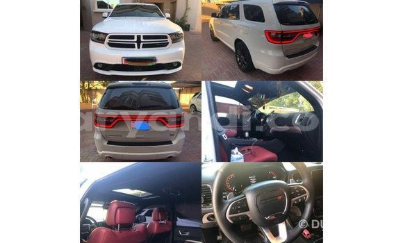 Buy Import Dodge Durango White Car in Import - Dubai in Zambia