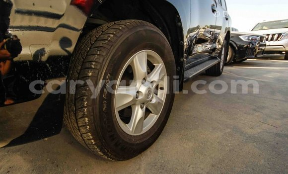 Buy Import Toyota Land Cruiser Black Car in Import - Dubai in Zambia