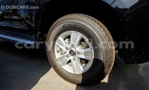 Buy Import Toyota Land Cruiser Black Car in Import - Dubai in Zambia