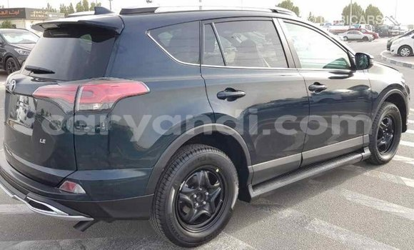 Buy Import Toyota RAV4 Black Car in Import - Dubai in Zambia
