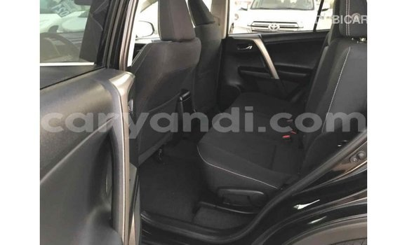 Buy Import Toyota RAV4 Black Car in Import - Dubai in Zambia