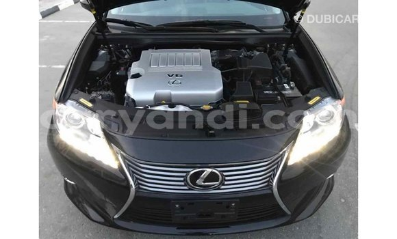Buy Import Lexus ES Black Car in Import - Dubai in Zambia