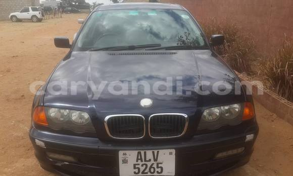 Buy Used BMW 3–Series Black Car in Chingola in Zambia