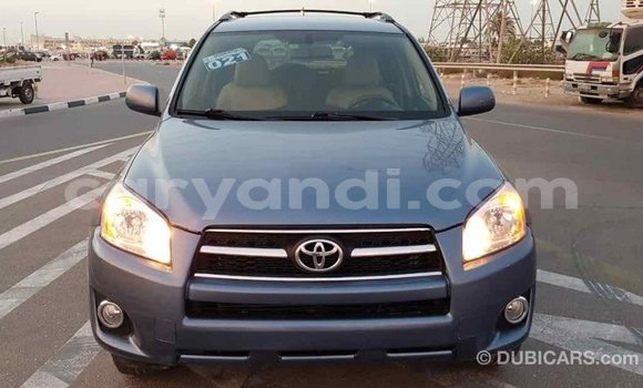 Buy Import Toyota RAV4 Blue Car in Import - Dubai in Zambia