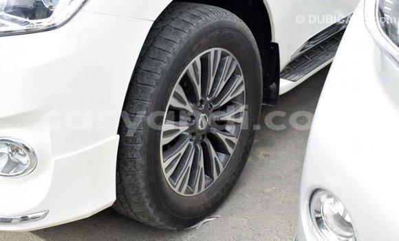 Buy Import Nissan Patrol White Car in Import - Dubai in Zambia