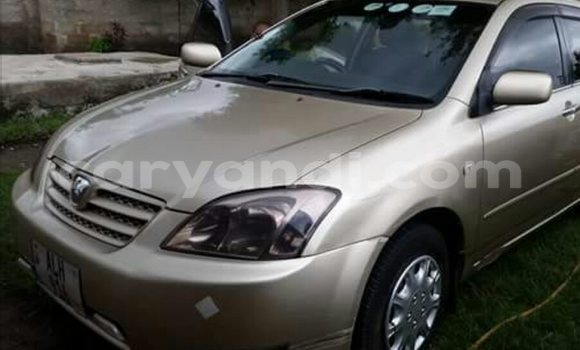 Buy Used Toyota Allex Car in Chingola in Zambia
