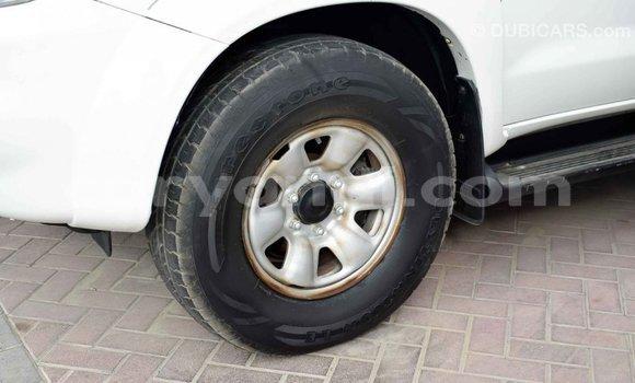Buy Import Toyota Fortuner White Car in Import - Dubai in Zambia