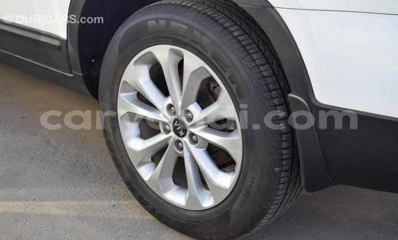 Buy Import Kia Sorento White Car in Import - Dubai in Zambia