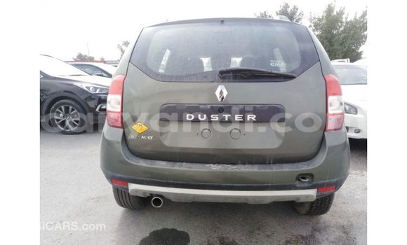 Buy Import Renault Duster Green Car in Import - Dubai in Zambia