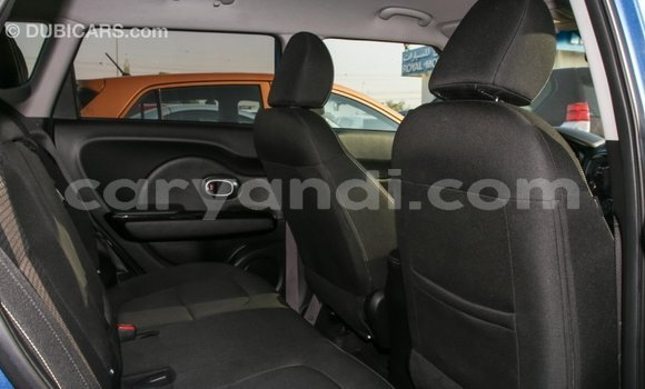 Buy Import Kia Soul Blue Car in Import - Dubai in Zambia