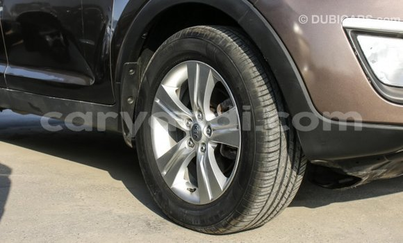 Buy Import Kia Sportage Brown Car in Import - Dubai in Zambia
