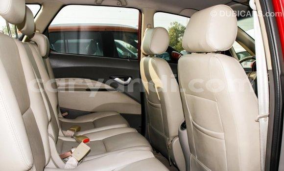 Buy Import JAC J3 (Tongyue,Tojoy) Red Car in Import - Dubai in Zambia