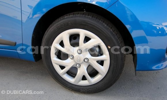 Buy Import Hyundai i10 Blue Car in Import - Dubai in Zambia