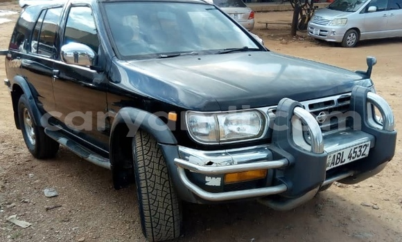 Buy Used Nissan Terrano Green Car in Lusaka in Zambia