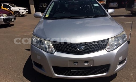 Buy Import Toyota Allion Silver Car in Lusaka in Zambia