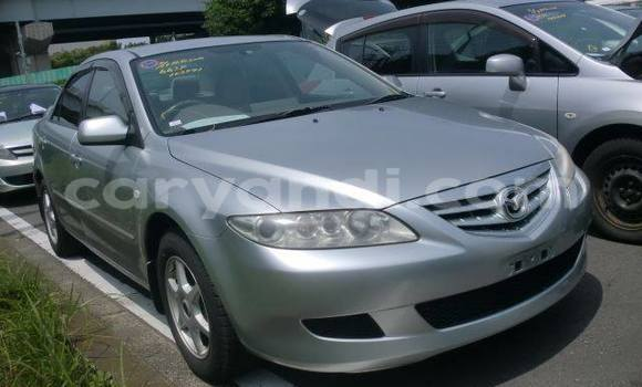 Buy Used Mazda 323 Silver Car in Chingola in Zambia