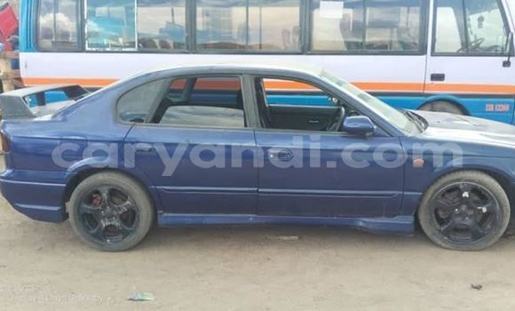 Buy Used Subaru Legacy Blue Car in Lusaka in Zambia