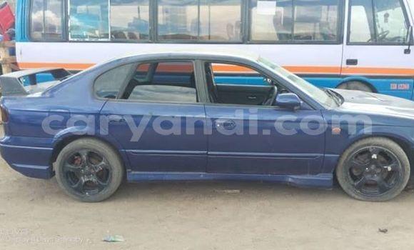 Buy Used Subaru Legacy Blue Car in Lusaka in Zambia