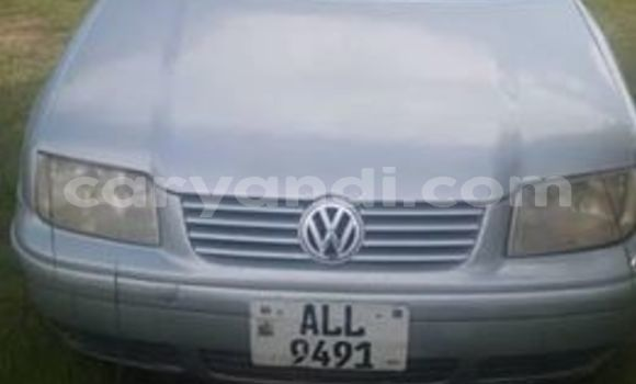 Buy Used Volkswagen Bora Silver Car in Kitwe in Zambia