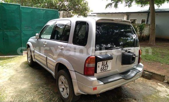 Buy Used Suzuki Escudo Silver Car in Lusaka in Zambia