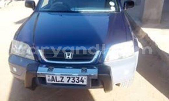 Buy Used Honda CR–V Blue Car in Lusaka in Zambia